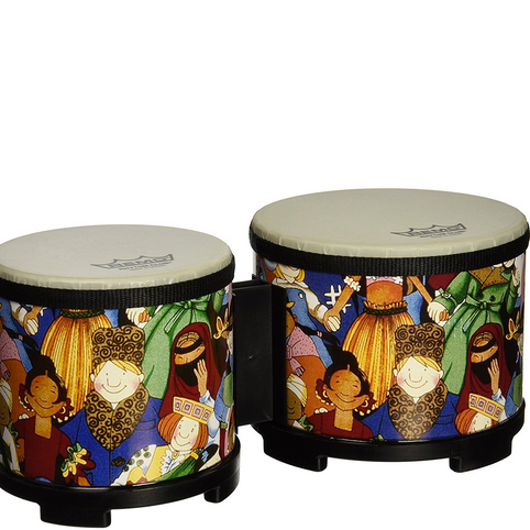 Remo Rhythm Club® Bongo Drum