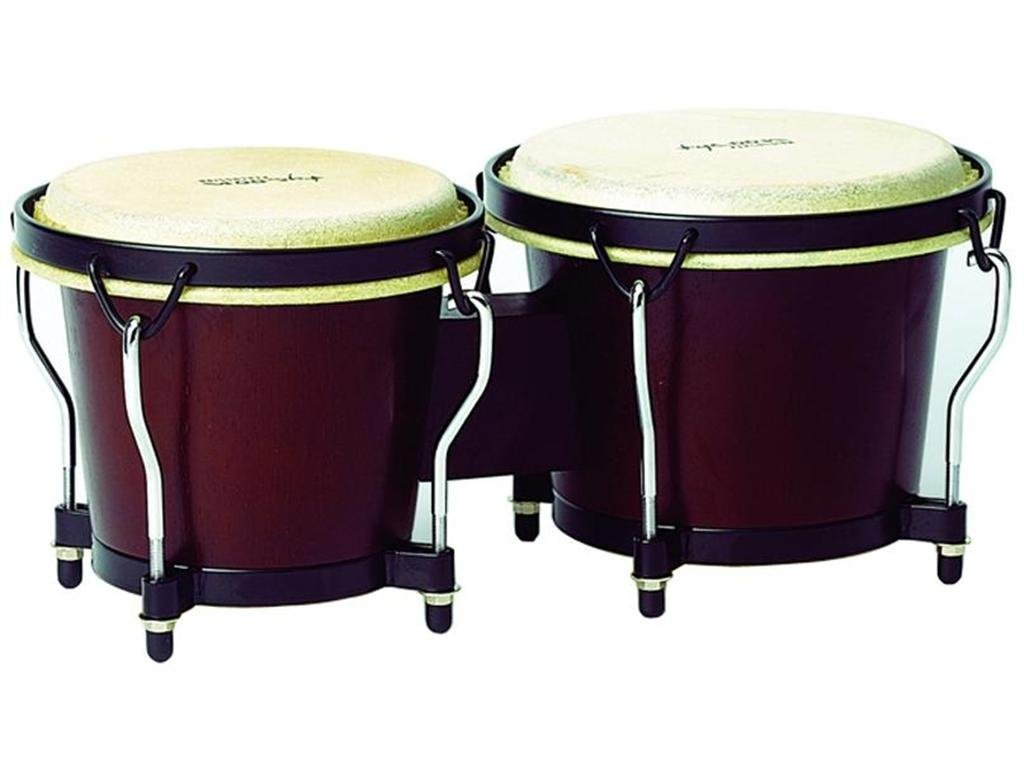 Tycoon Percussion Siam Oak Ritmo Bongo Drums