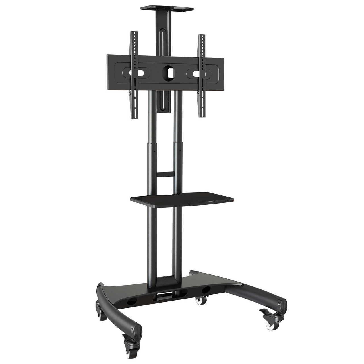 Mount Factory Rolling TV Stand