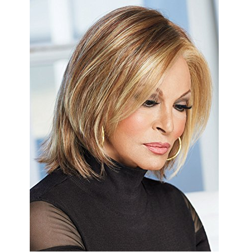 Christy's Wigs Raquel Welch Play it Straight Synthetic Wig