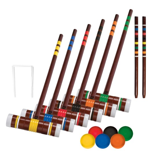 Franklin Intermediate Croquet Set