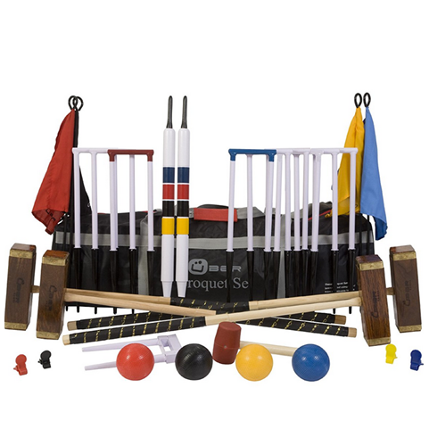 Uber Games Croquet Set
