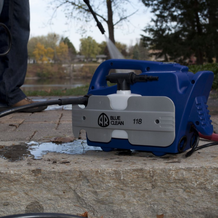 AR North America AR118 Blue Clean Power Washer (Electric)