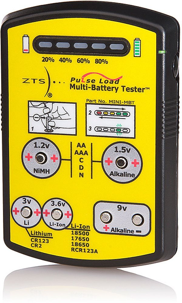 ZTS Mini Multi-Battery Tester