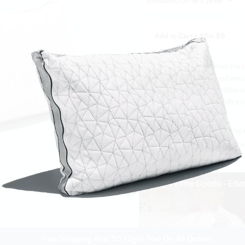 Coop Home Goods The Eden Pillow