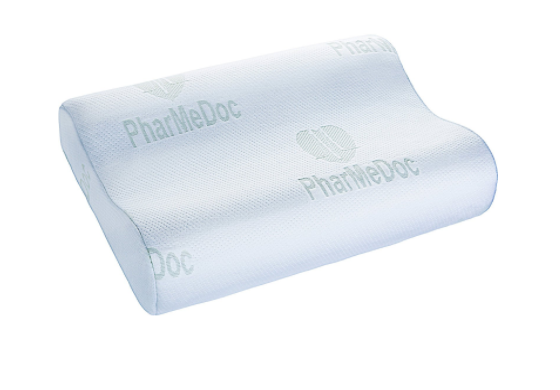 PharMeDoc Cooling Memory Foam Pillow