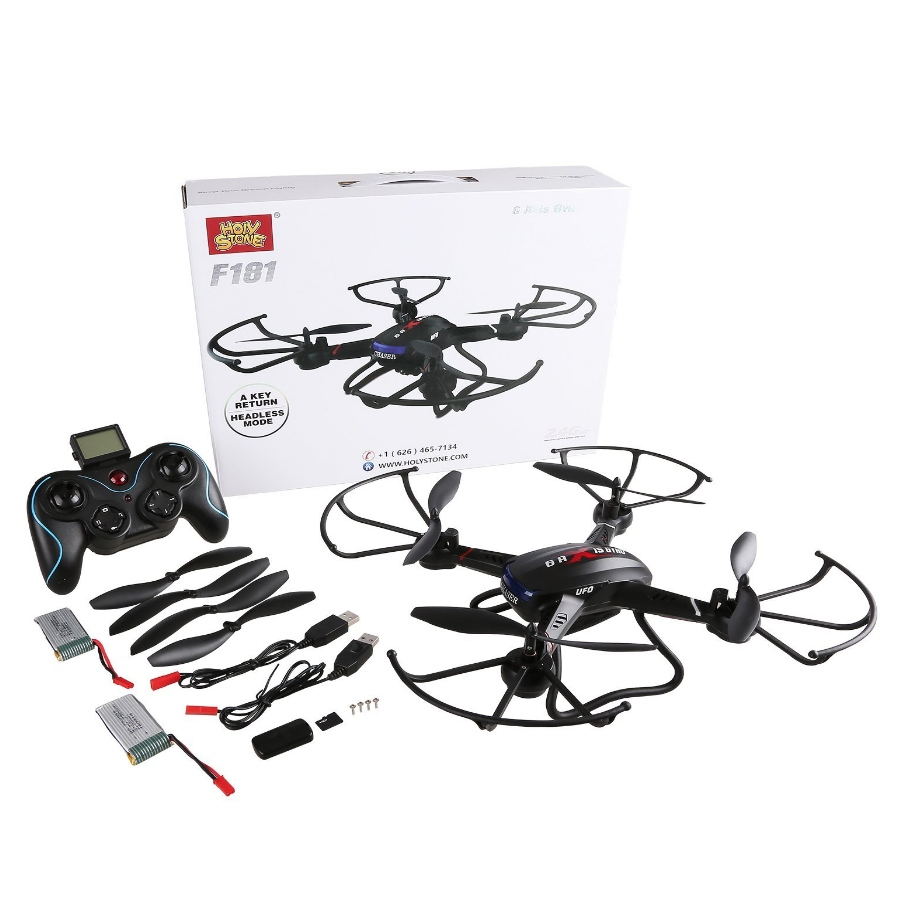 Holy Stone Quadcopter Drone with HD Camera