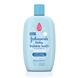 Johnson's Baby Bubble Bath & Wash