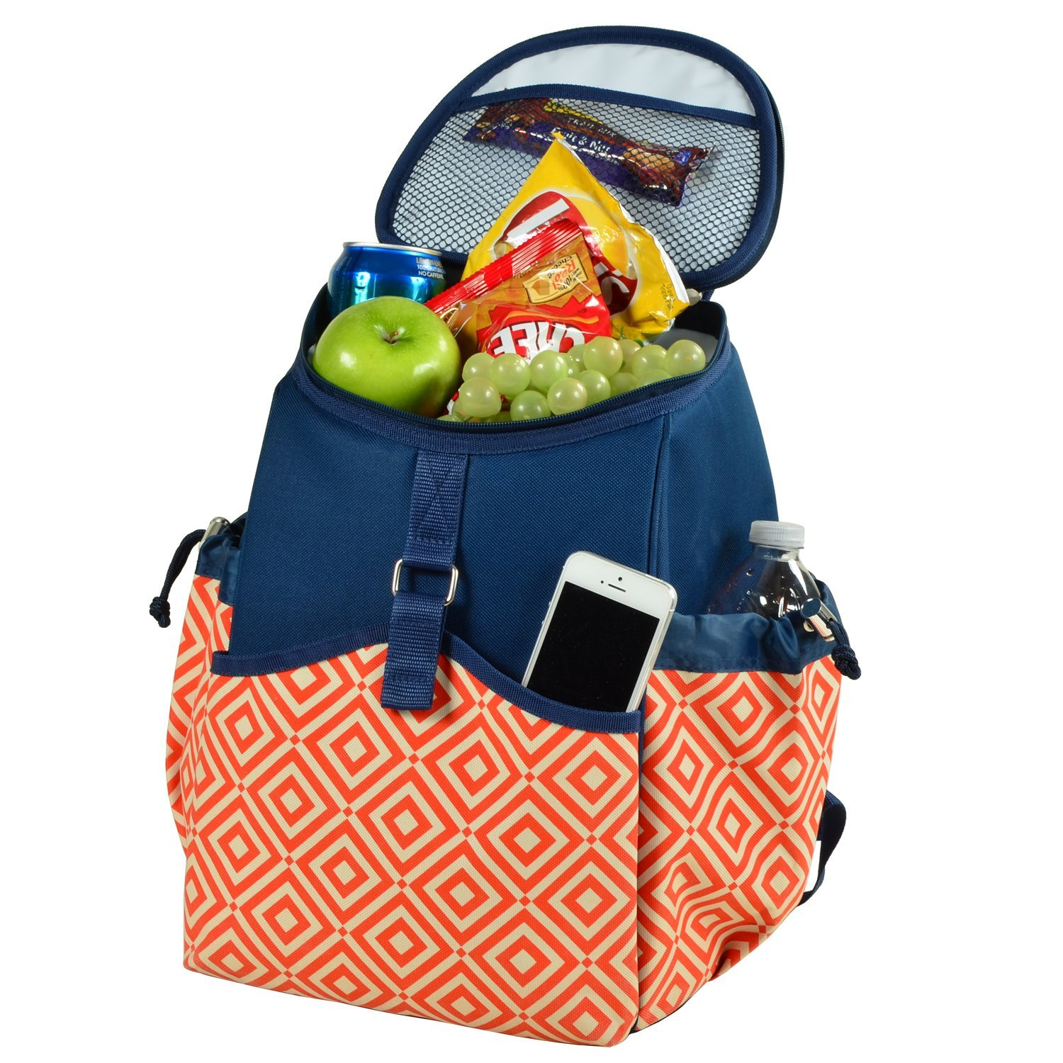 Picnic at Ascot Diamond Series Cooler Backpack