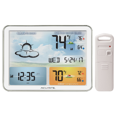 AcuRite Weather Station with Color Display