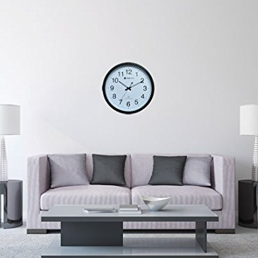 Ambient Weather Atomic Wall Clock