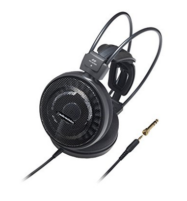 AudioTechnica Open Ear Audiophile Headphones