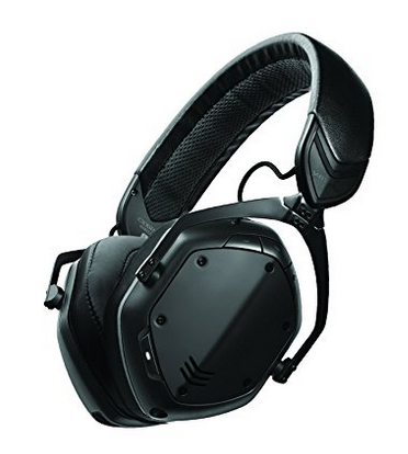 V-MODA Crossfade II Wireless Over-Ear 3D Audiophile Headphones with Ergonomic SteelFlex Headband - Available in 3 Colors