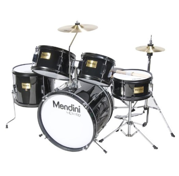 Mendini 5-Piece Junior Drum Set