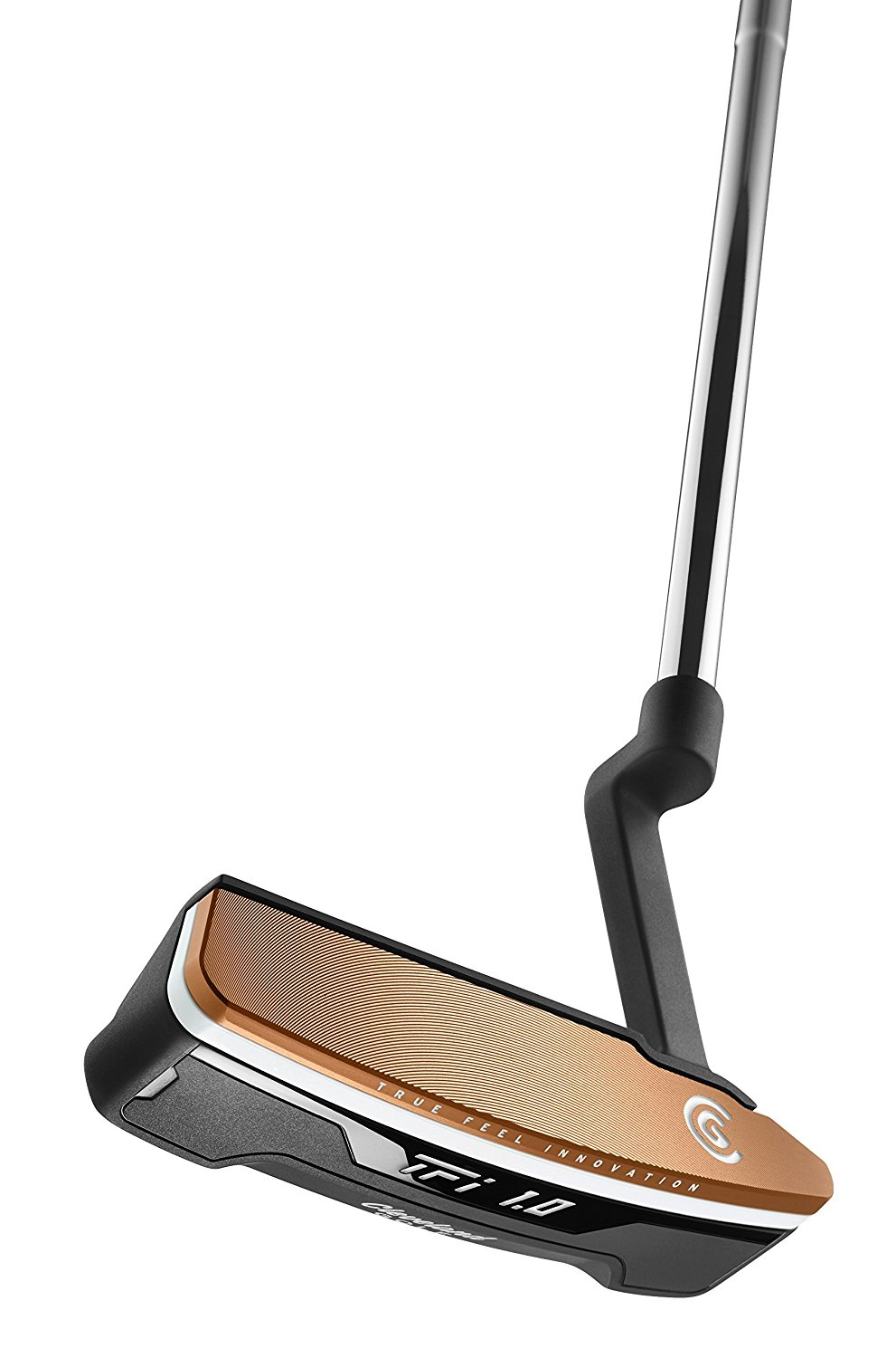 Cleveland Golf TFI Blade Golf Putter – Available in 3 Shaft Lengths and 2 Hand Orientations