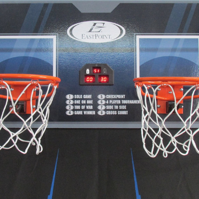Eastpoint Sports Deluxe Double Shot Basketball