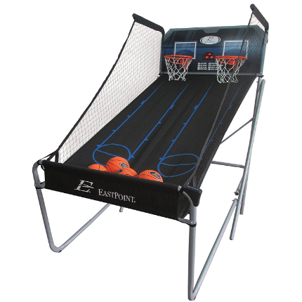 Lifetime Double Shot Arcade Basketball Hoops Game
