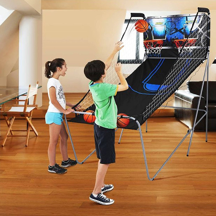MD Sports 2 Player Arcade Basketball Game