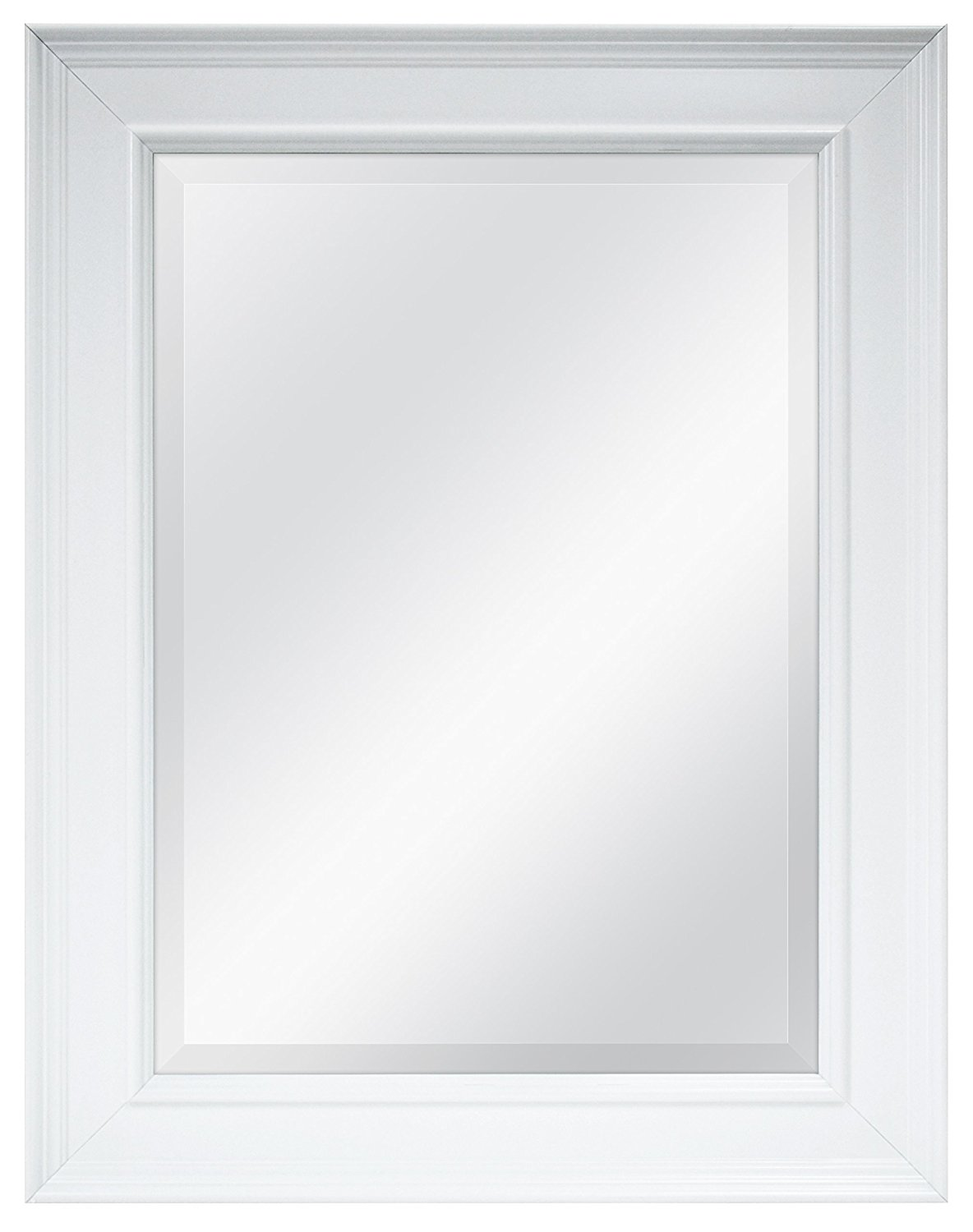 MCS Classic Beveled Bathroom Mirror
