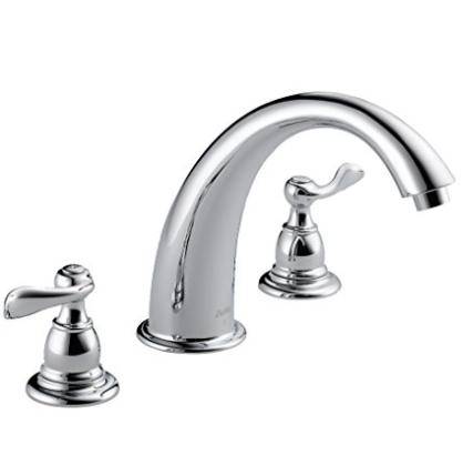 Delta Chrome Roman Bathtub Faucet
