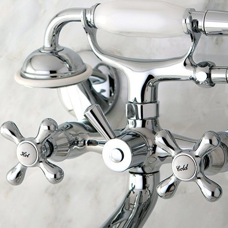 Kingston Brass Victoria Wall Mount Faucet