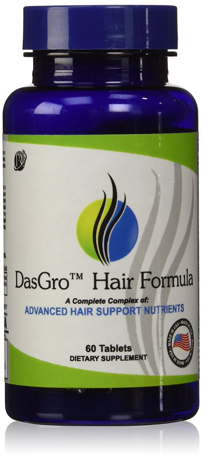 Pure Results Nutrition DasGro Hair Formula