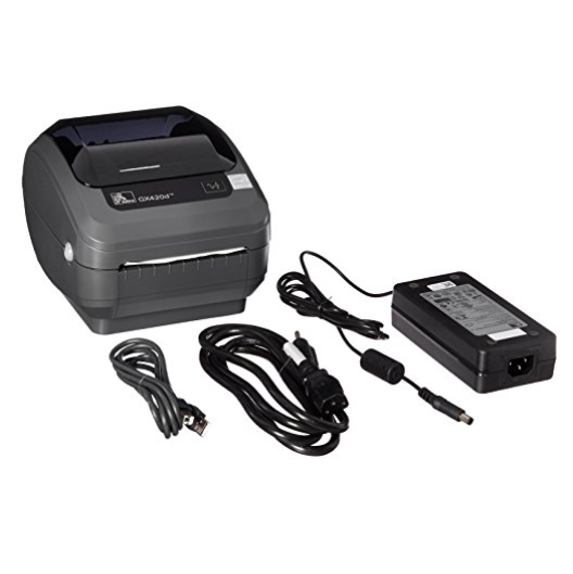 Zebra Technologies Desktop Thermal Label Printer