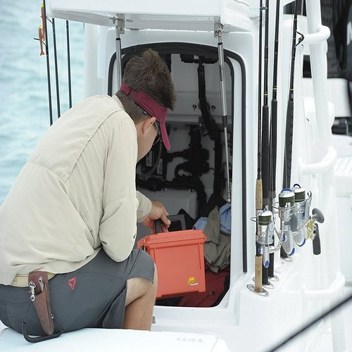 Plano Dry Storage Marine Emergency Box