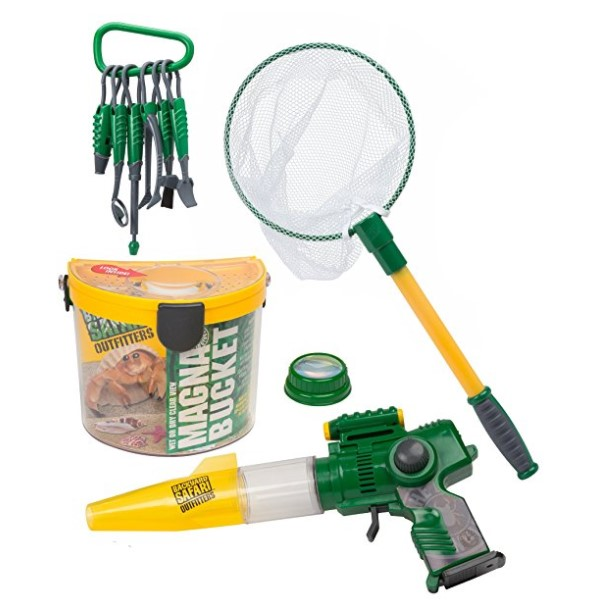 Backyard Safari Wet / Dry Combo Field Kit