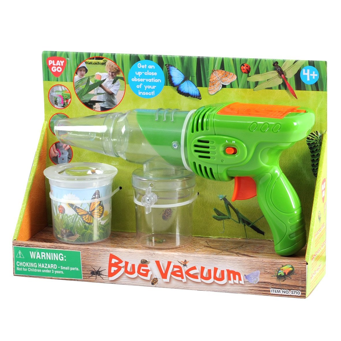 PlayGo Bug Vacuum Science Kit