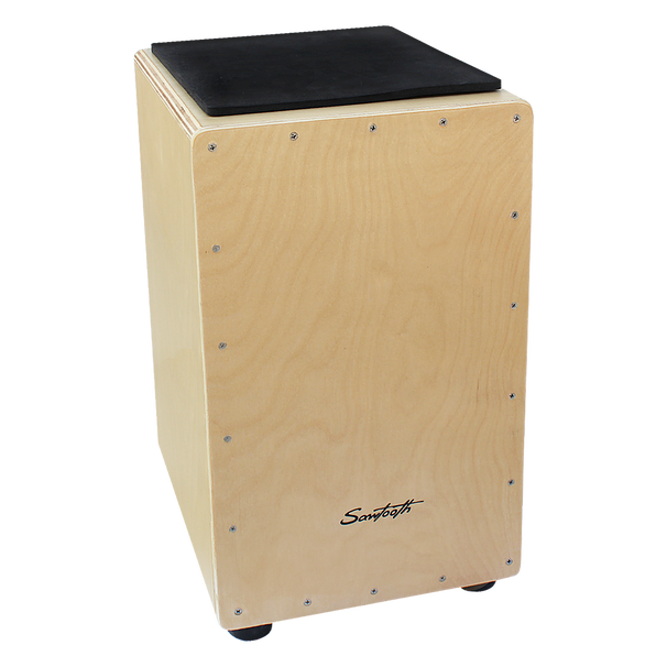 Sawtooth Birch Wood Cajon