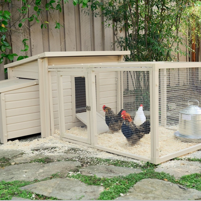 New Age Pet ecoFLEX Chicken Barn
