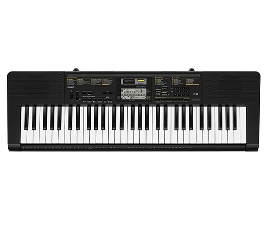 Casio CTK-2400 Digital Keyboard