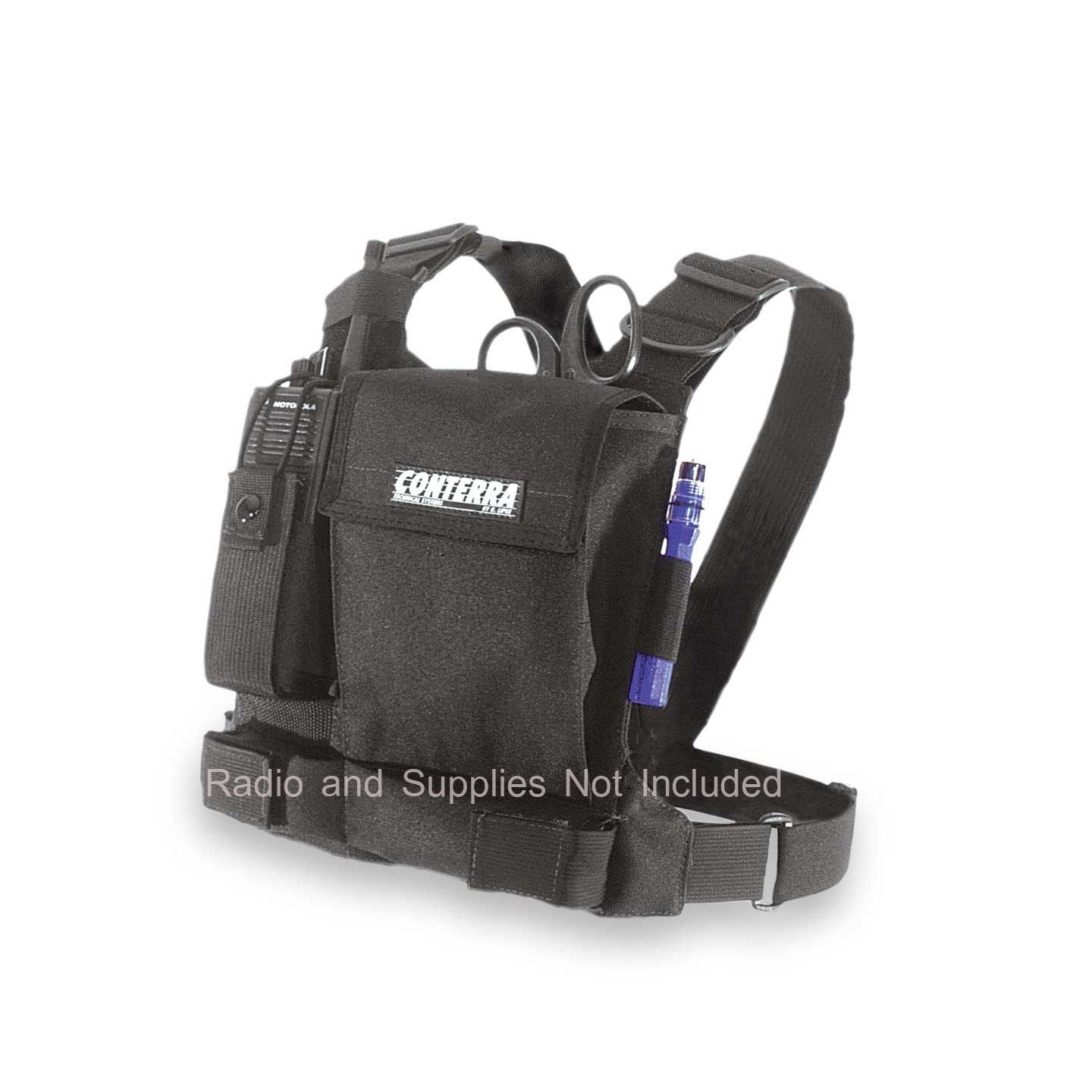 Conterra Tool Chest Radio Chest Harness