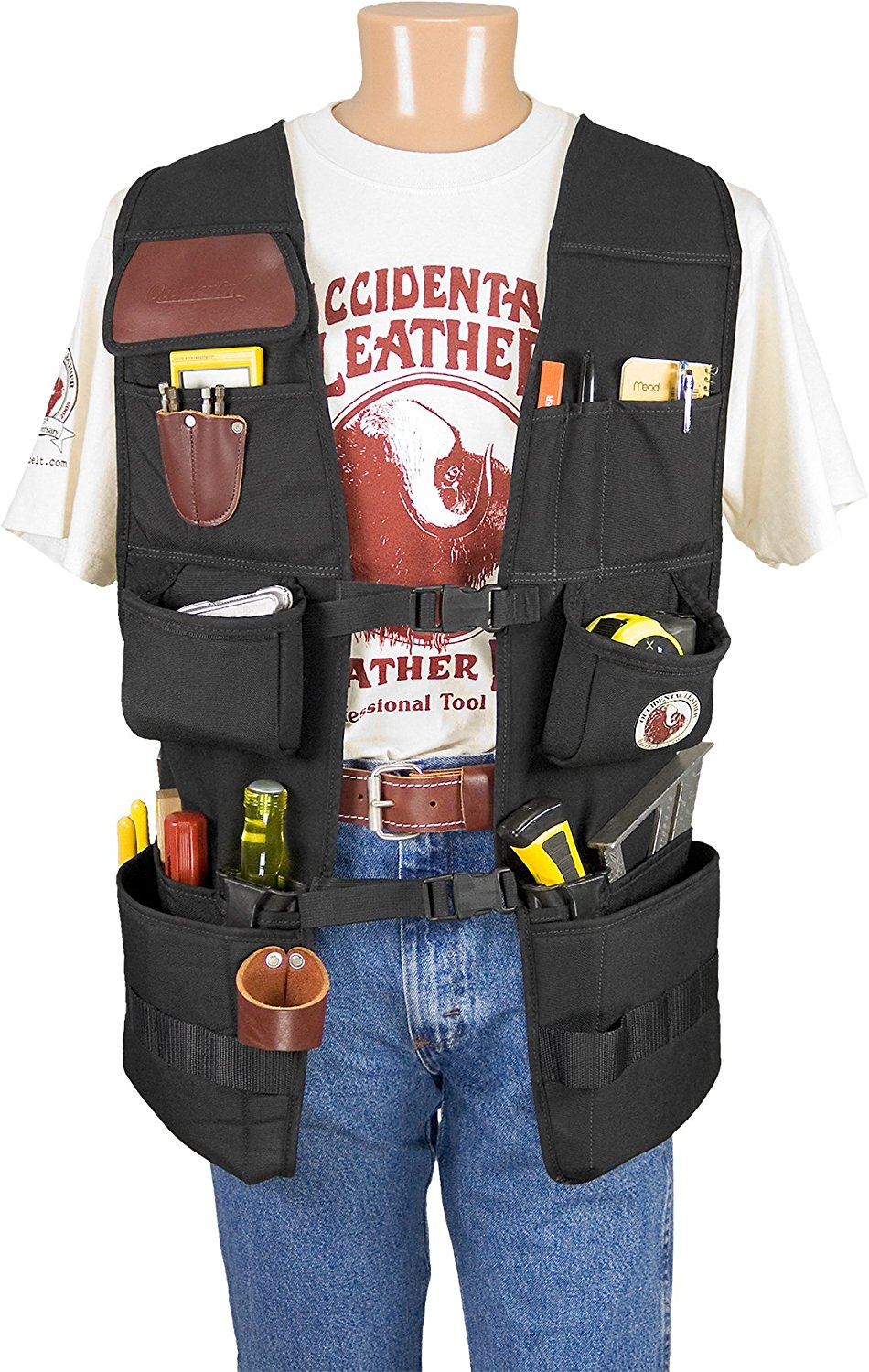 Occidental Leather Oxypro Work Vest