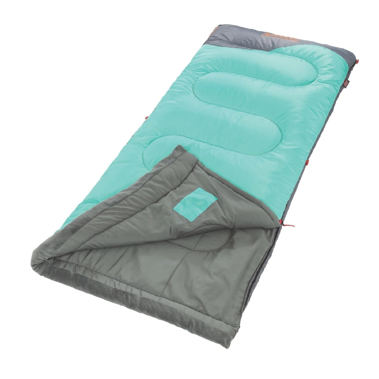 Coleman Comfort-Cloud™ 40 – Great Camping Sleeping Bag with Memory Foam
