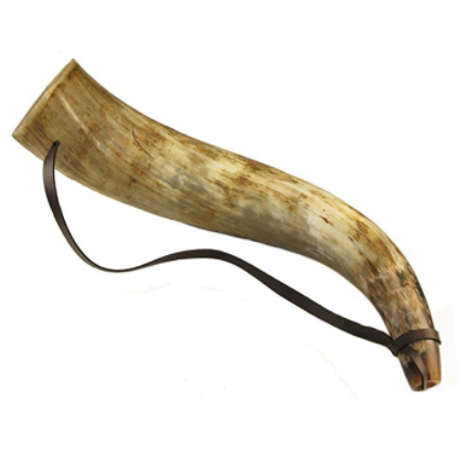 Abbeyhorn Large Handcrafted Bugle