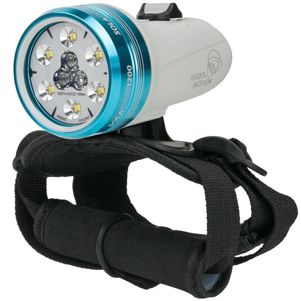 Light and Motion Sola Dive Dive Light