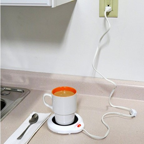Evelots Electric Cup & Beverage Warmer