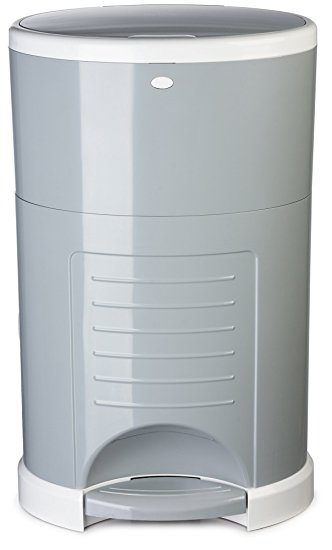 Dekor Plus Hands-Free Diaper Pail – Available in 7 Colors