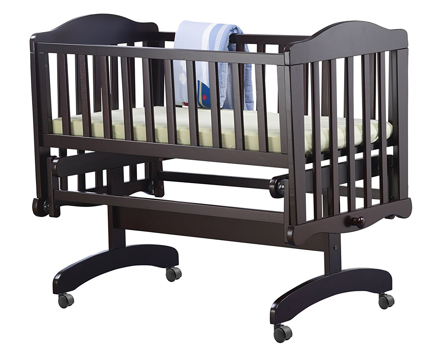 Sorelle Dondola Cradle with Wheels