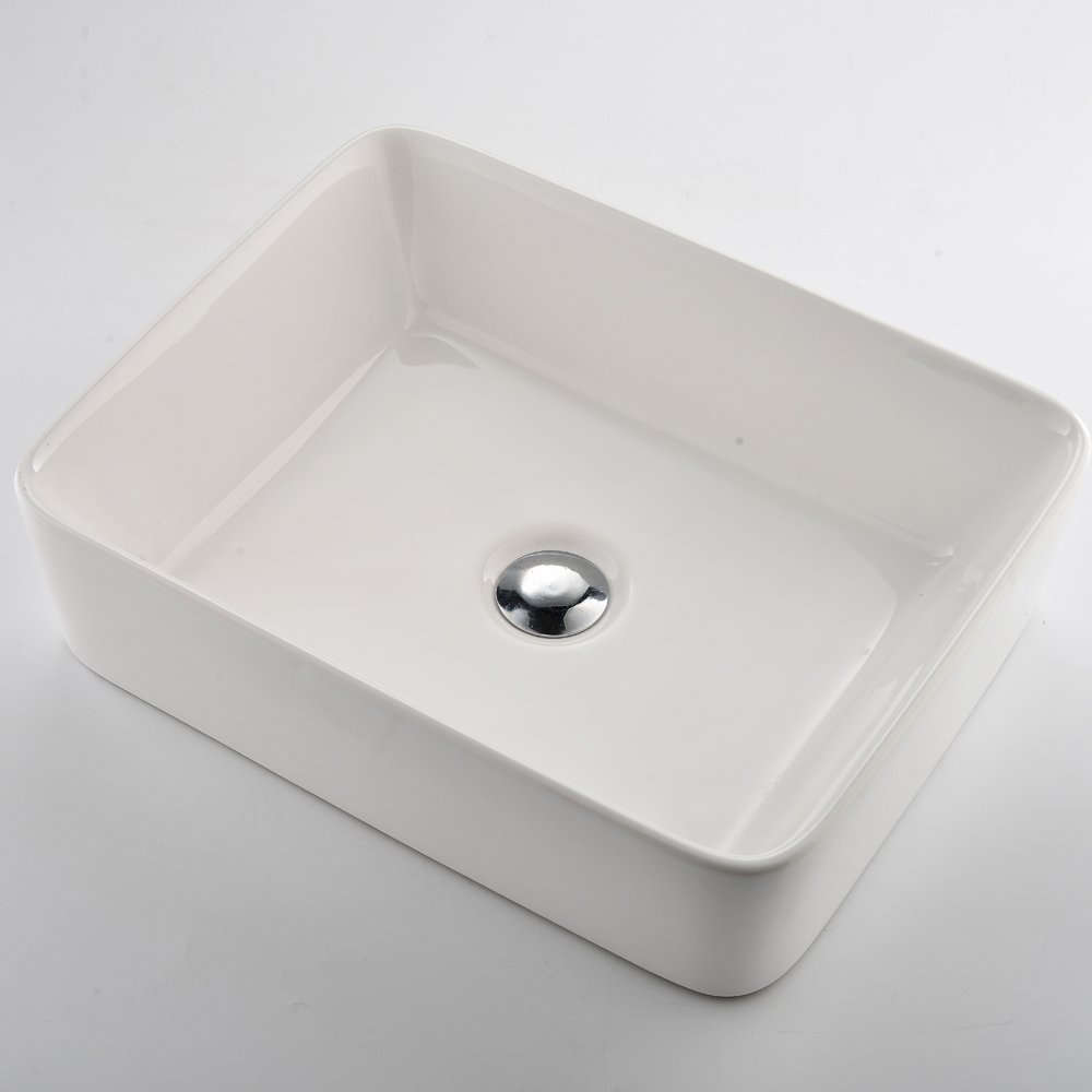 Comllen Above Counter Bathroom Vessel Sink