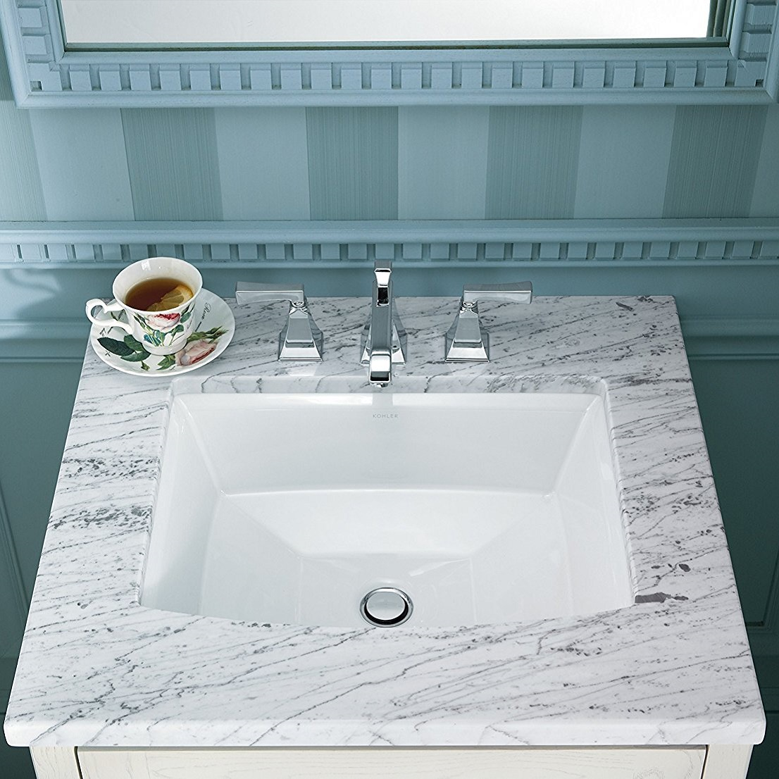 Kohler Archer Under-Mount Bathroom Sink