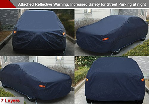 YITAMOTOR Universal Fit Car Cover