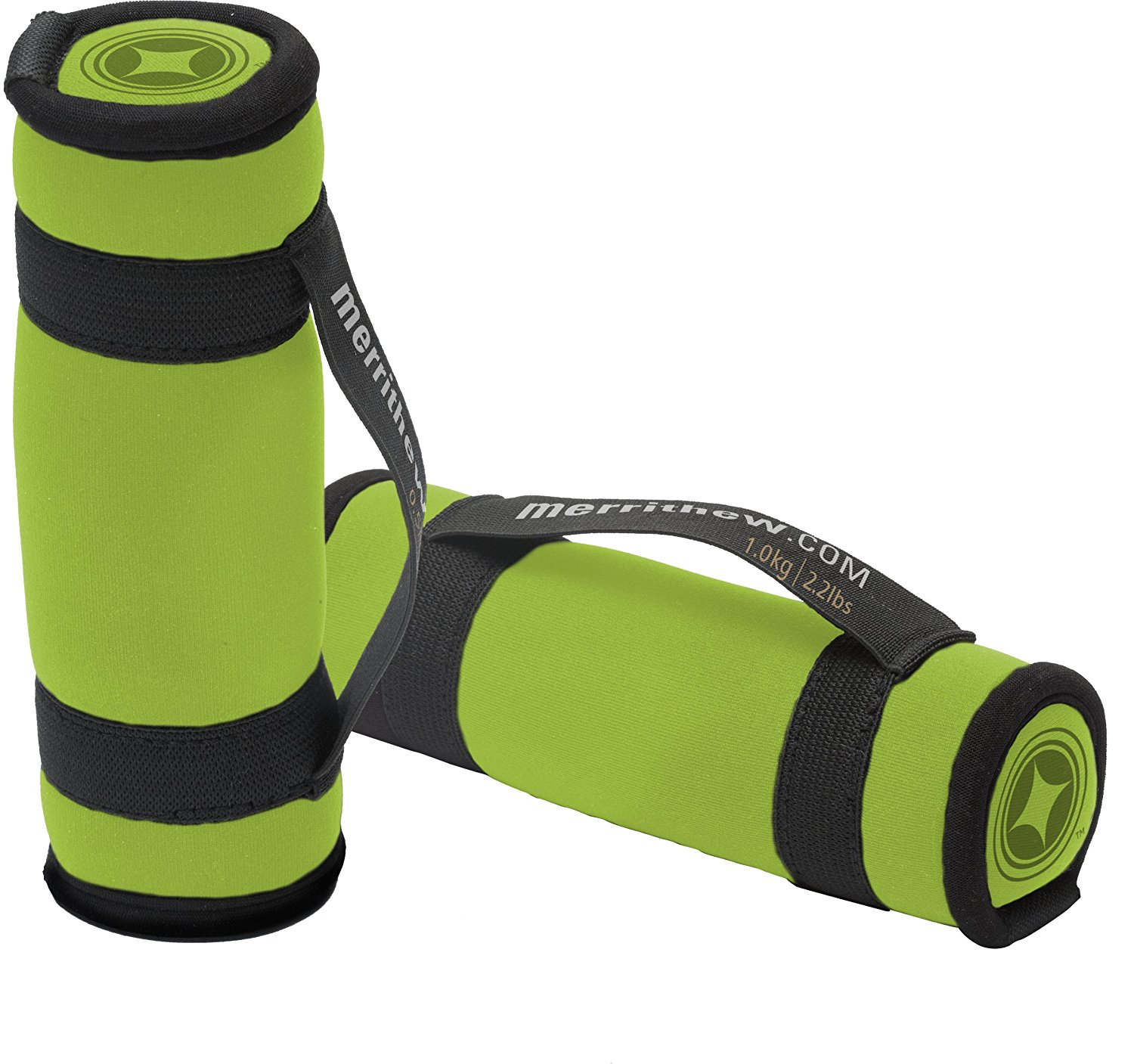 Merrithew Soft Dumbbells with Straps