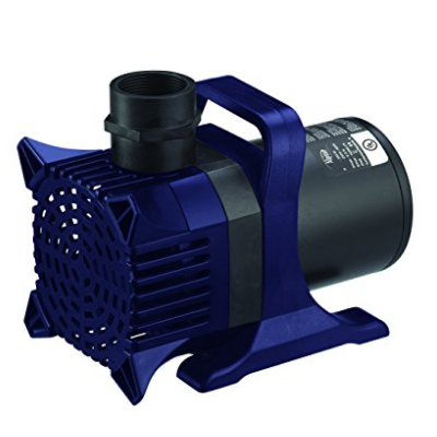 Alpine 8000 GPH Cyclone Plastic Pond Pump with 33-Foot Cord