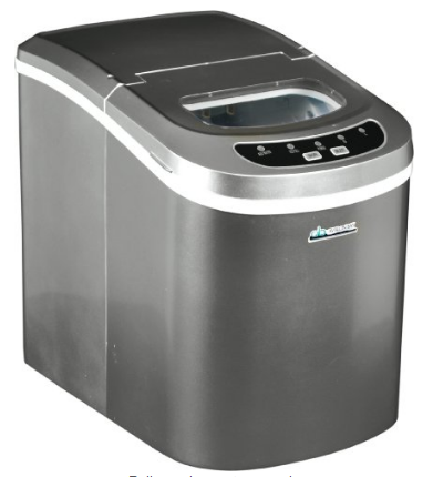 Avalon Bay Countertop Ice Maker