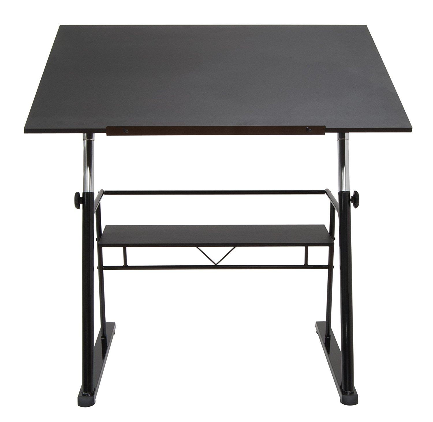 Studio Designs Zenith Drafting Table – Comes in 2 Styles, Bundled Set with Chair and Lamp Available