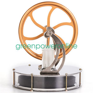 ELENKER New Low-Temp Stirling Engine