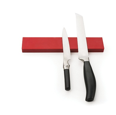 RSVP Silicone Magnetic Knife Bar